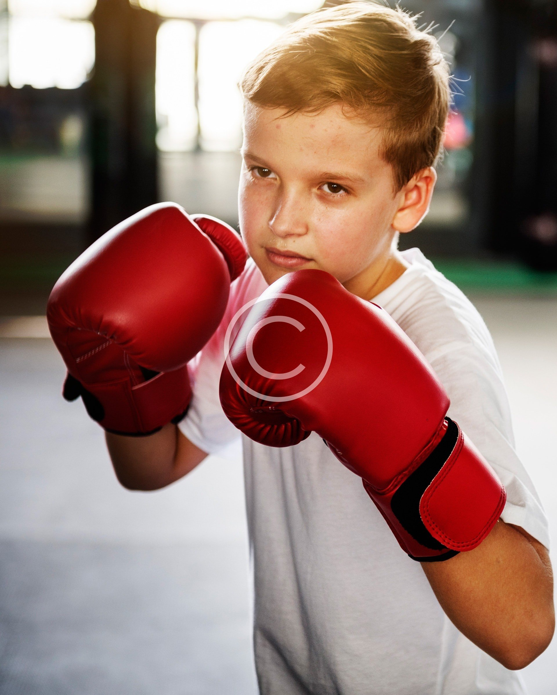 Boxing for Teens